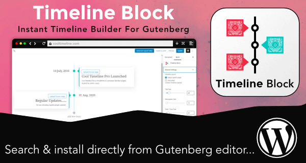 gutenberg-timeline